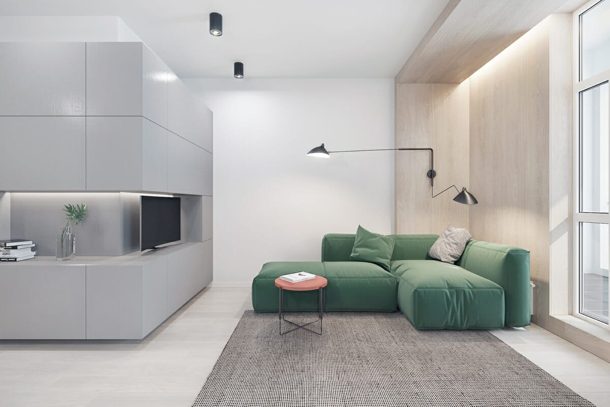 _13_Minimalist Interior Design Living Area