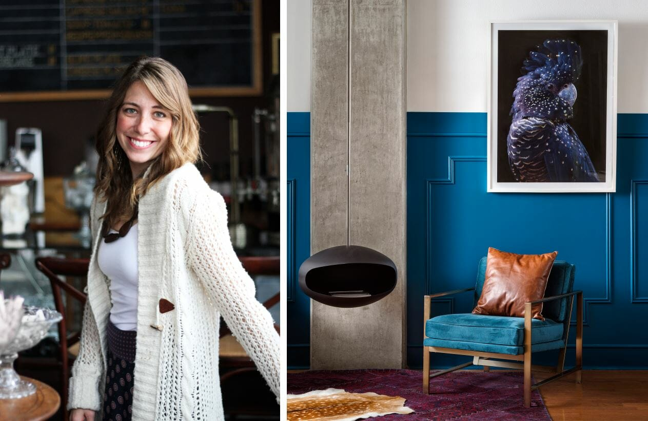 online interior designer spotlight corine m