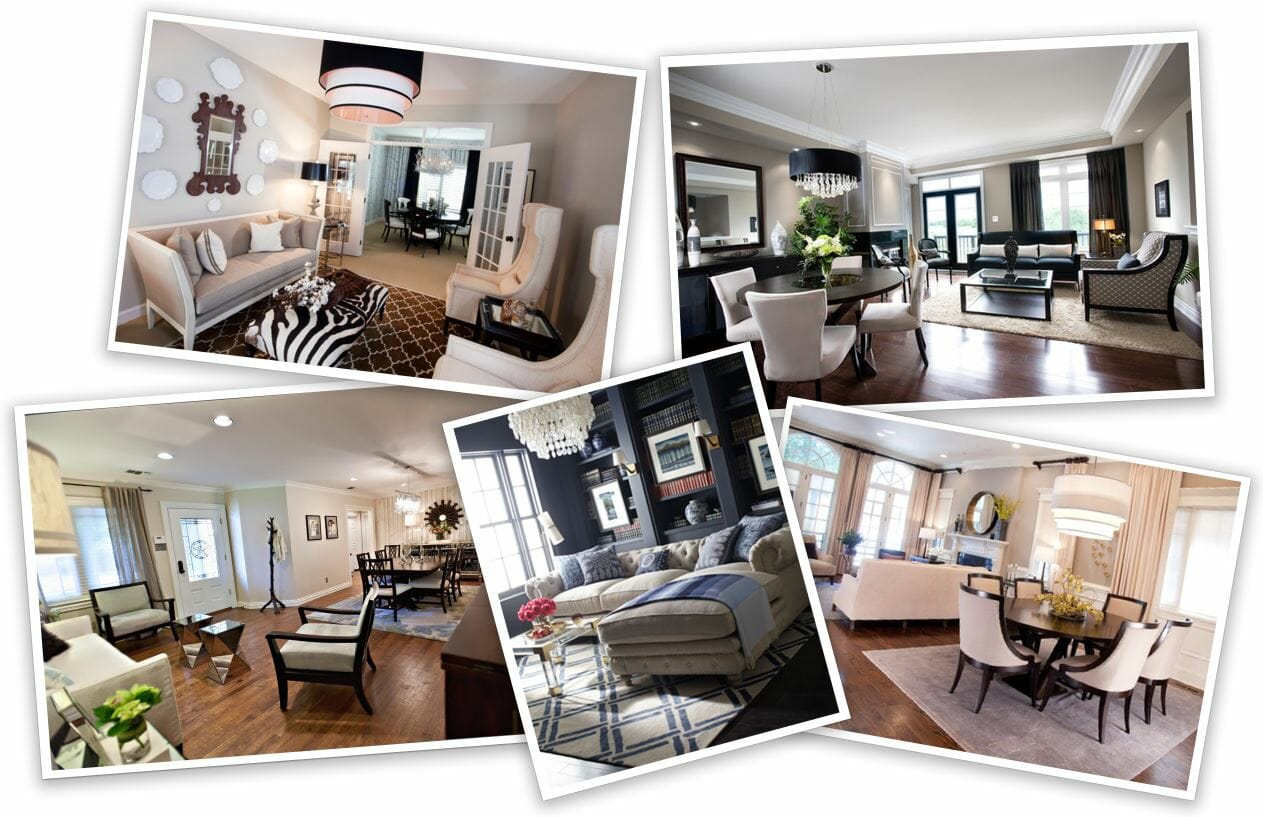 Modern Online Living Room Design inspiration images
