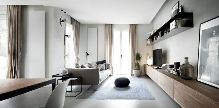 Scandinavian interior living room interior design help
