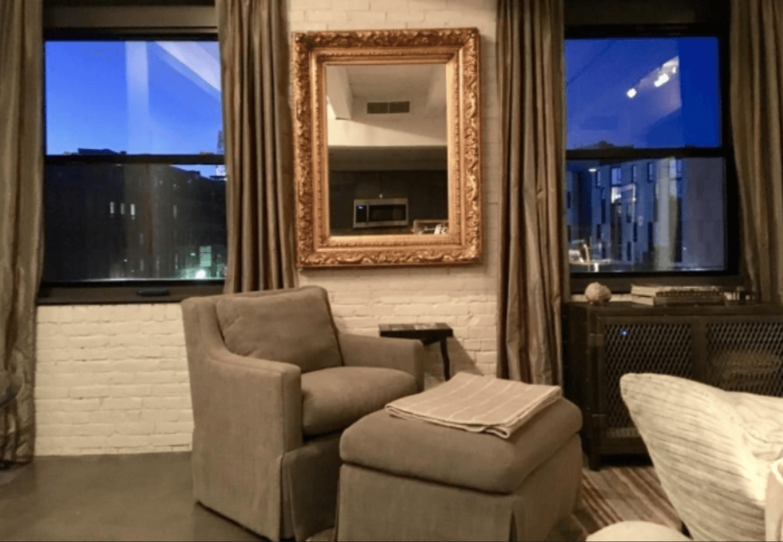 before Contemporary Living Room Design Online