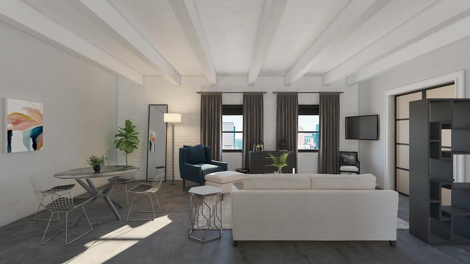 contemporary-living-room-design-Online-design-Transitional-Dining-Room-Lauren-A-5-large