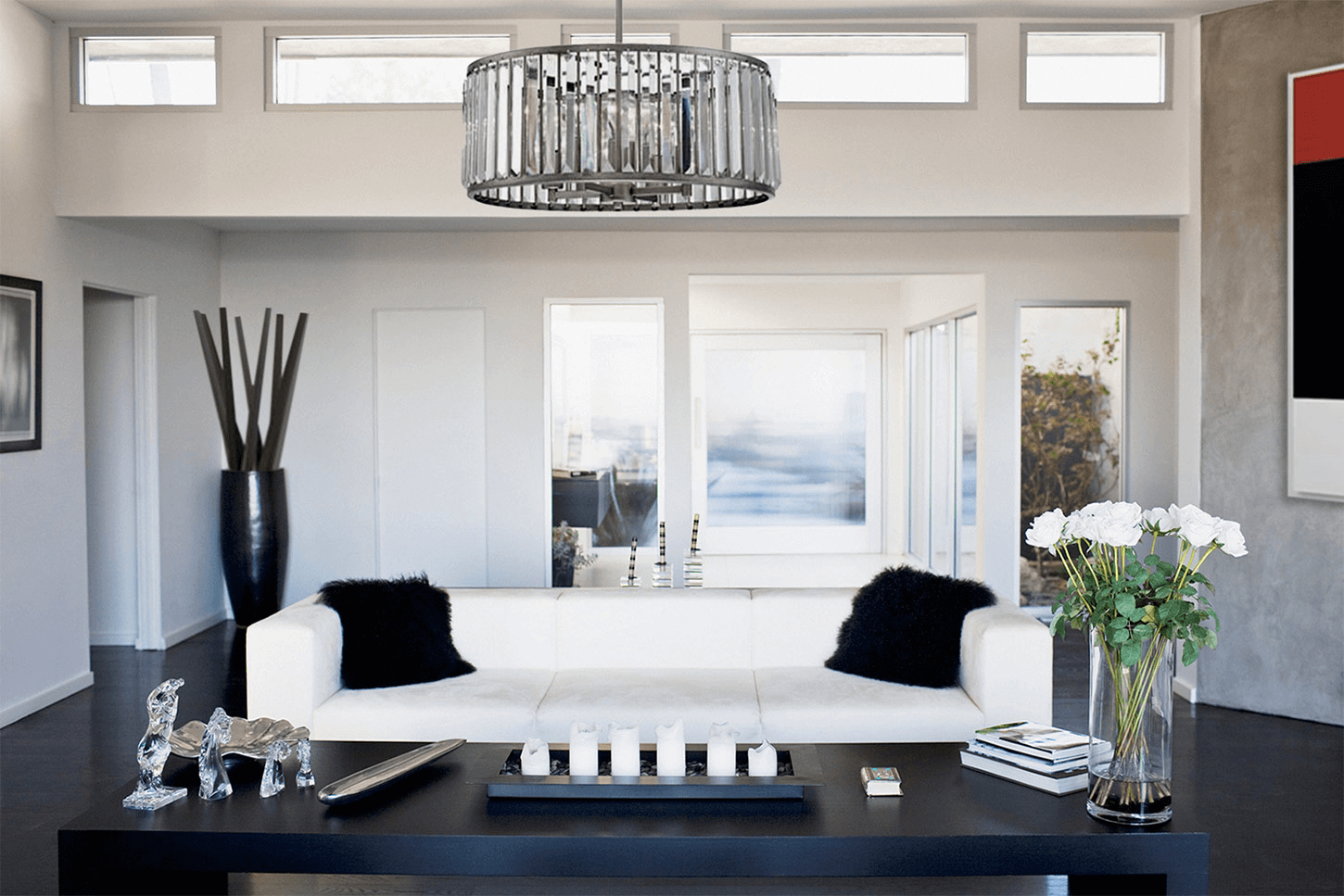 hire a contemporary interior designer