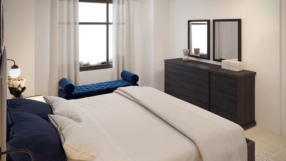 online bedroom design 3d model 3