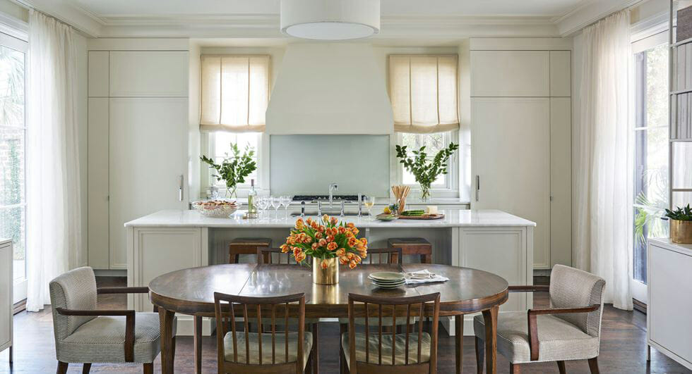 transitional-home-interior-design-dining-room-with-traditional-wooden-table