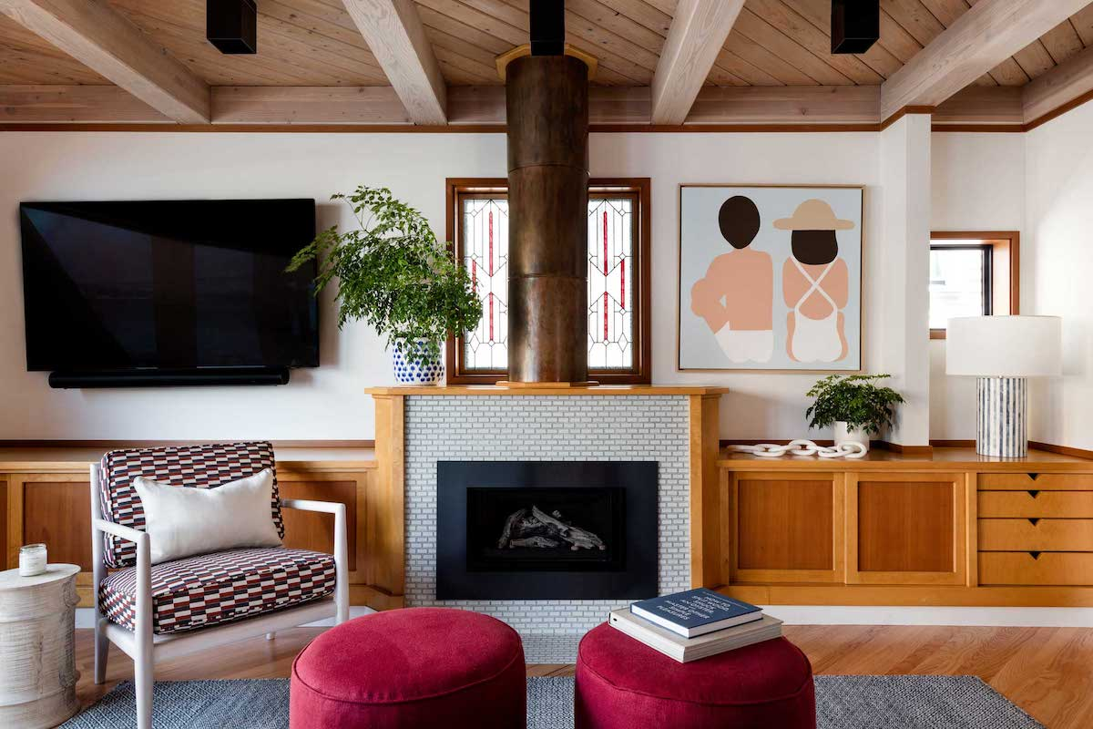 Eastlake house by Houzz interior designers seattle K&L