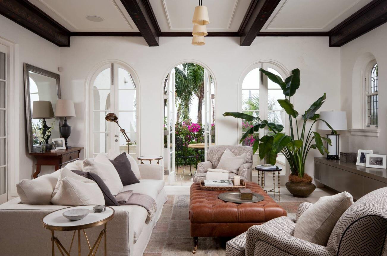 fall interior design trends neutral materials