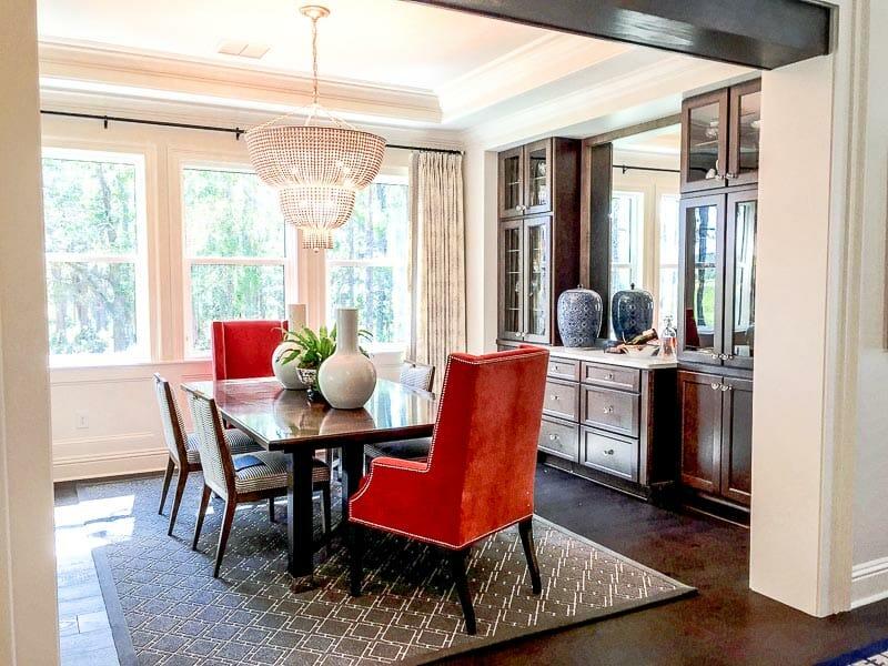 Hire A Interior Designer In Orlando Dining Room
