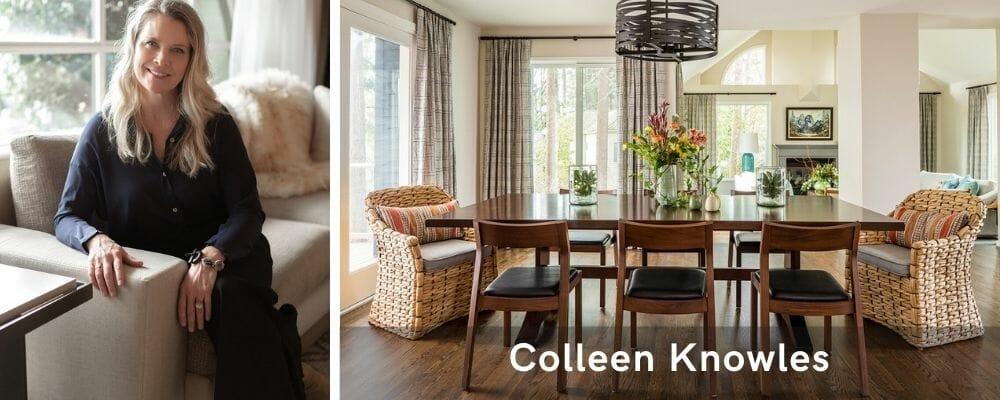 interior decorator seattle colleen knowles