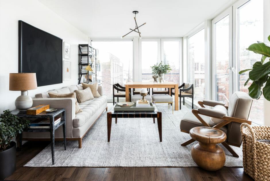 interior-design-help-online-brian-paquette-seattle-condo-neutral-tones-green-plants