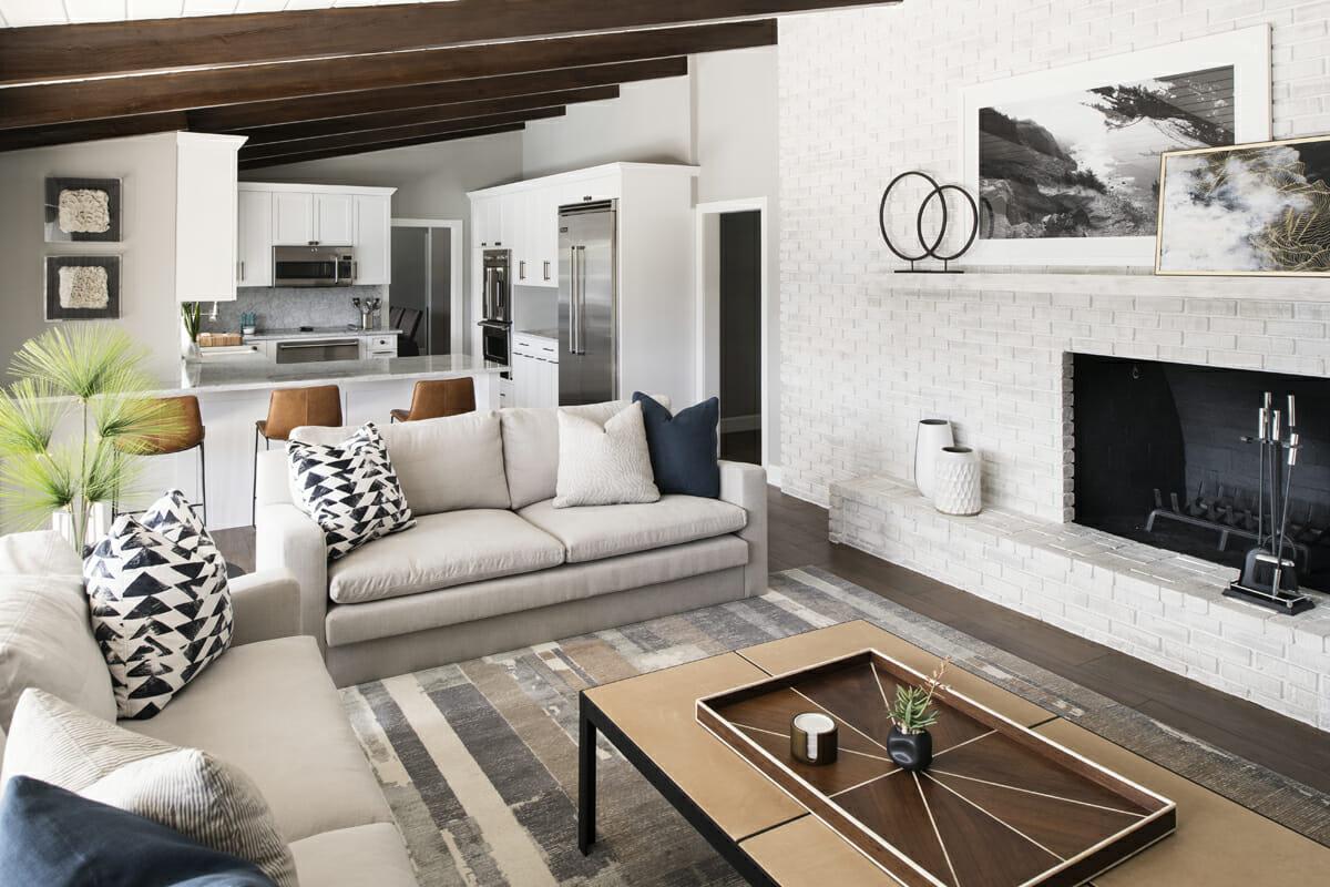 Bon Interior Designers Orlando Florida Living Room Brianna Michelle