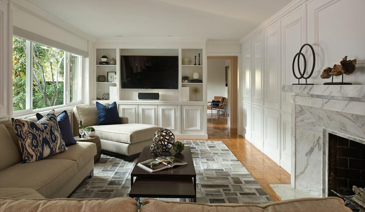 modern online interior designer