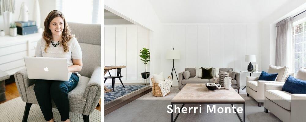 sherri monte find an interior designer