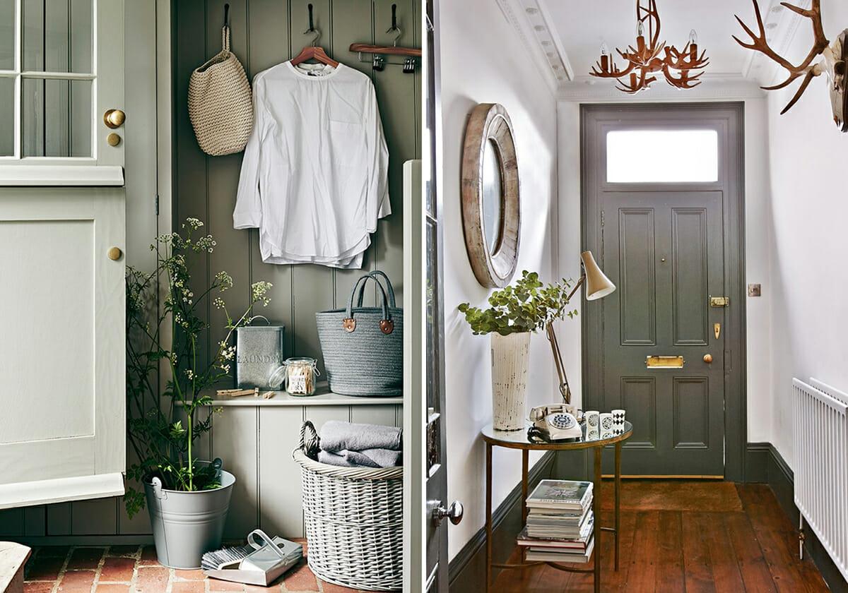hallway interior design decoration ideas