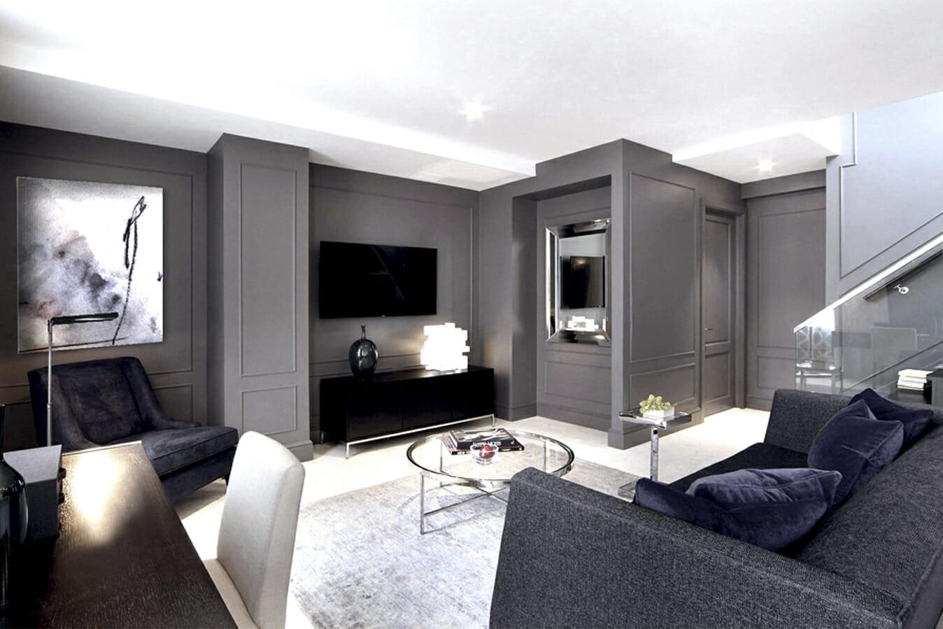 Modern Living Room San Francisco Best Interior Design 12: Modern Interior Design: 10 Best Tips For Creating
