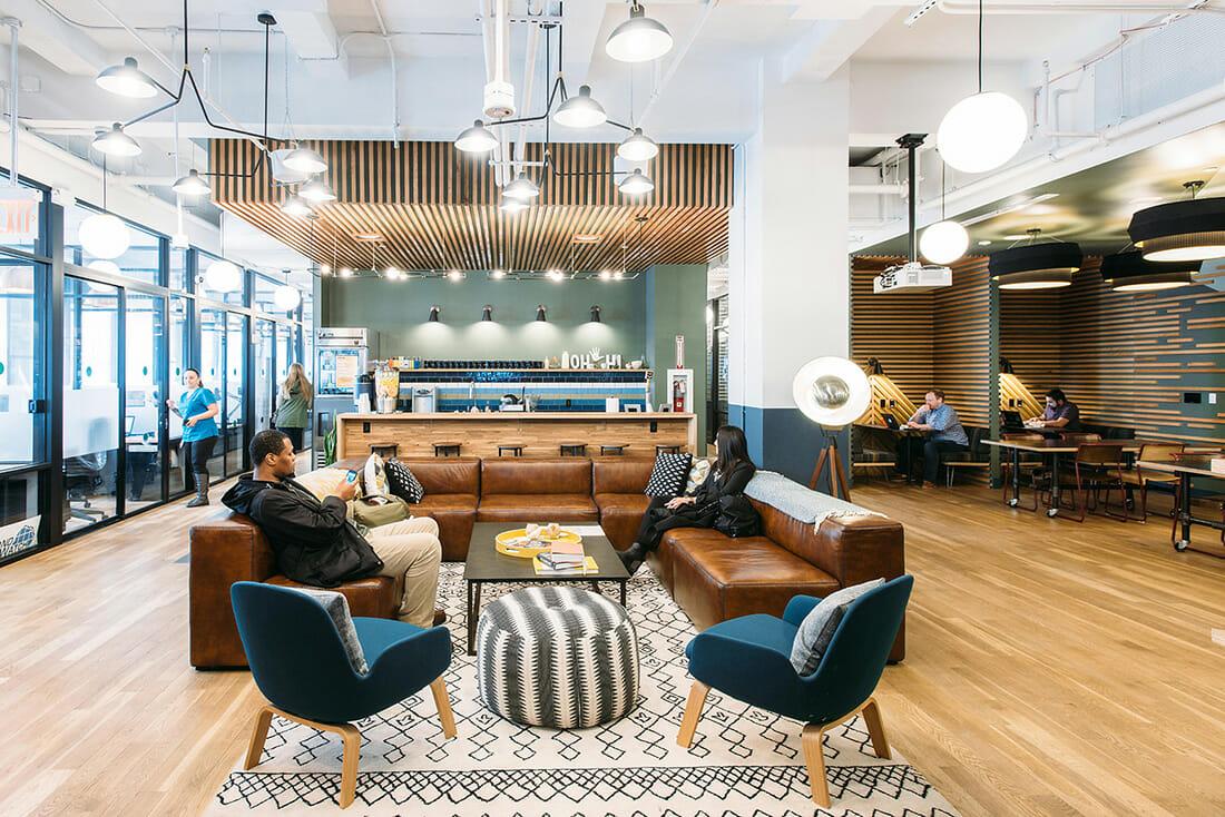 office interior design service feature