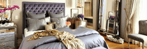 romantic bedroom interior design