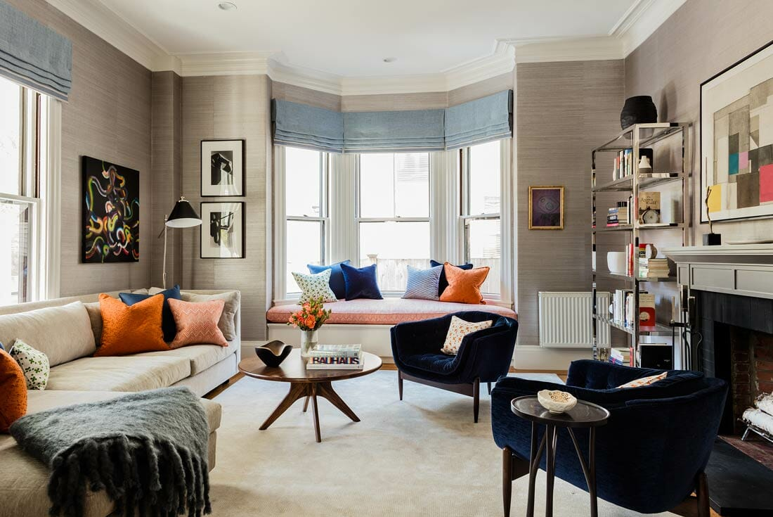 Top 10 Boston Interior Designers Ma Elms