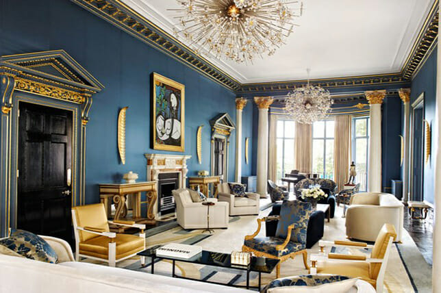 8_Traditional_interior_luxurious : traditional interior design - zebratimes.com