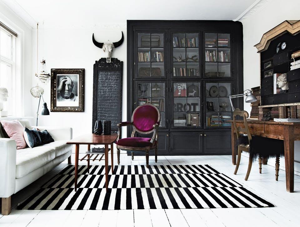 2019 home decor trendsjewel tones