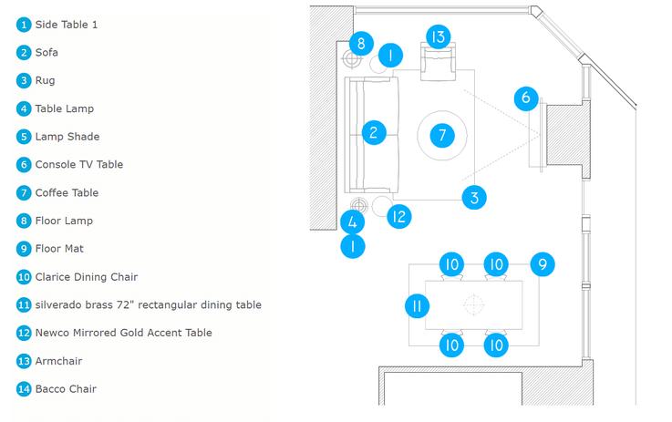floor plan decorating app