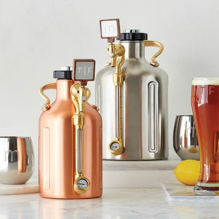 home decor gift ideas growler
