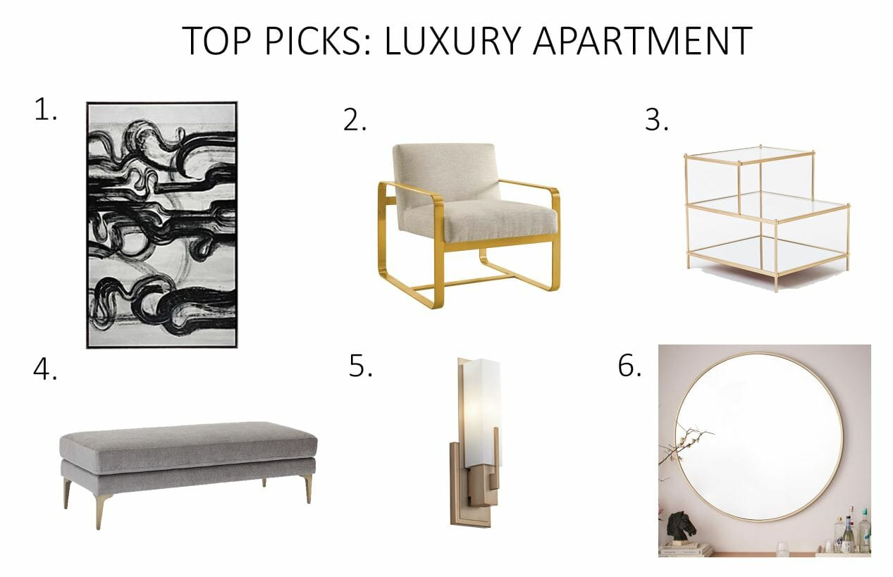 top picks luxury apartment design online