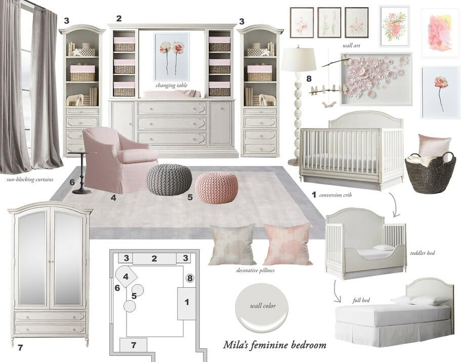 Contemporary-Nursery-Design-Laura-A-Moodboard