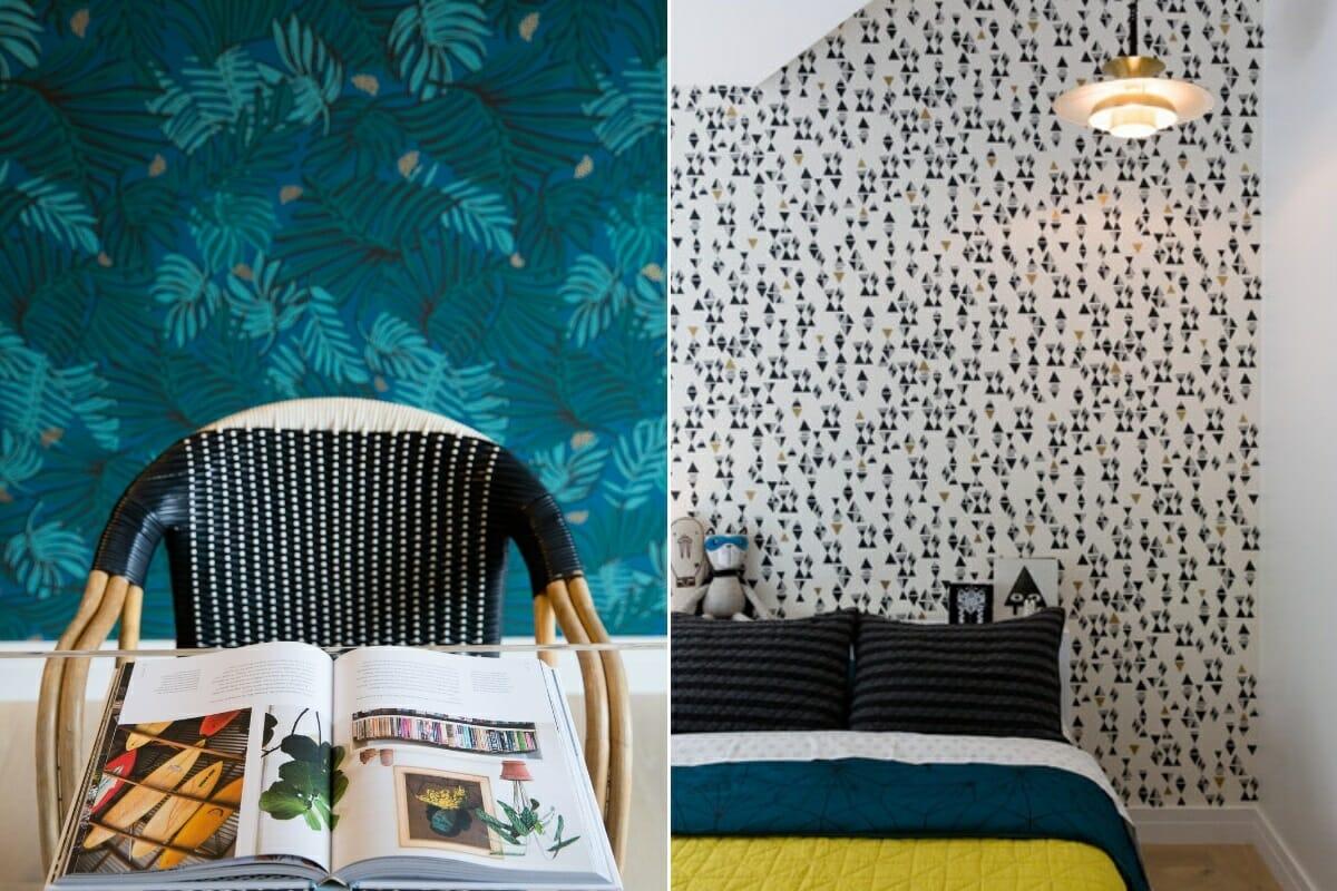 colourful spring interior design trends