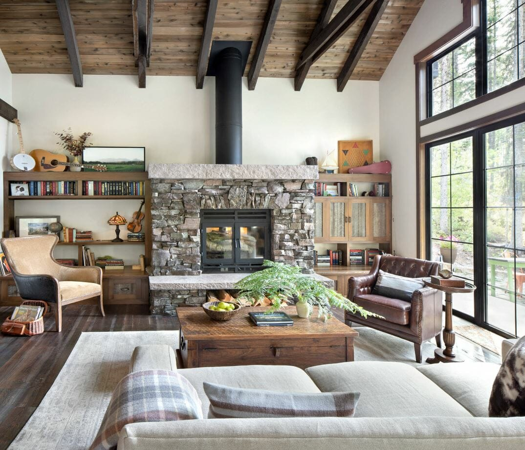 Modern Rustic Interior Design: 7 Best Tips To Create Your