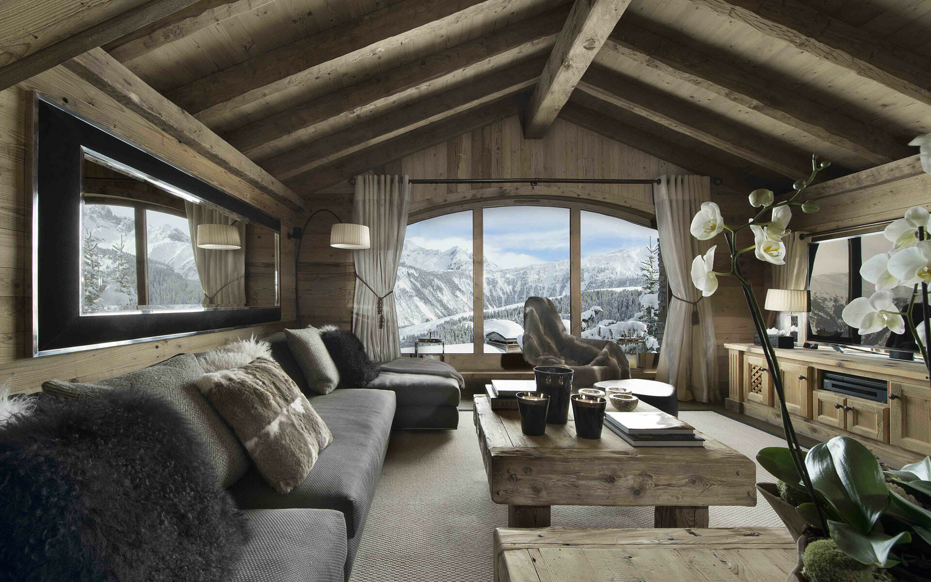 modern rustic interior design ilaria c