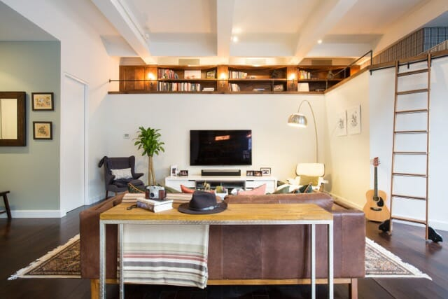 modern rustic interior design peti l