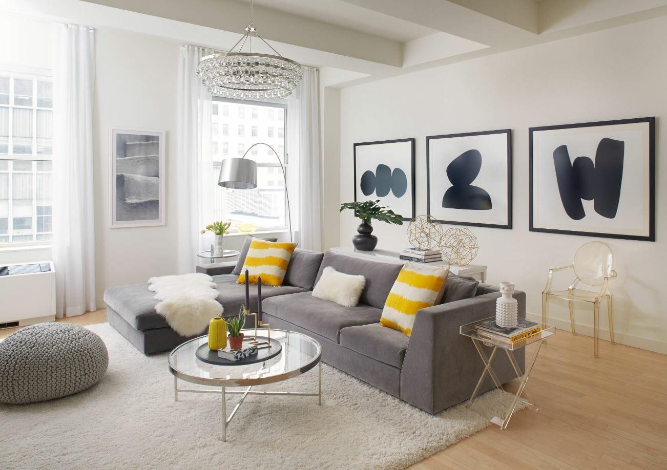 Winter 2019 Interior Design Trends Acrylic Furniture
