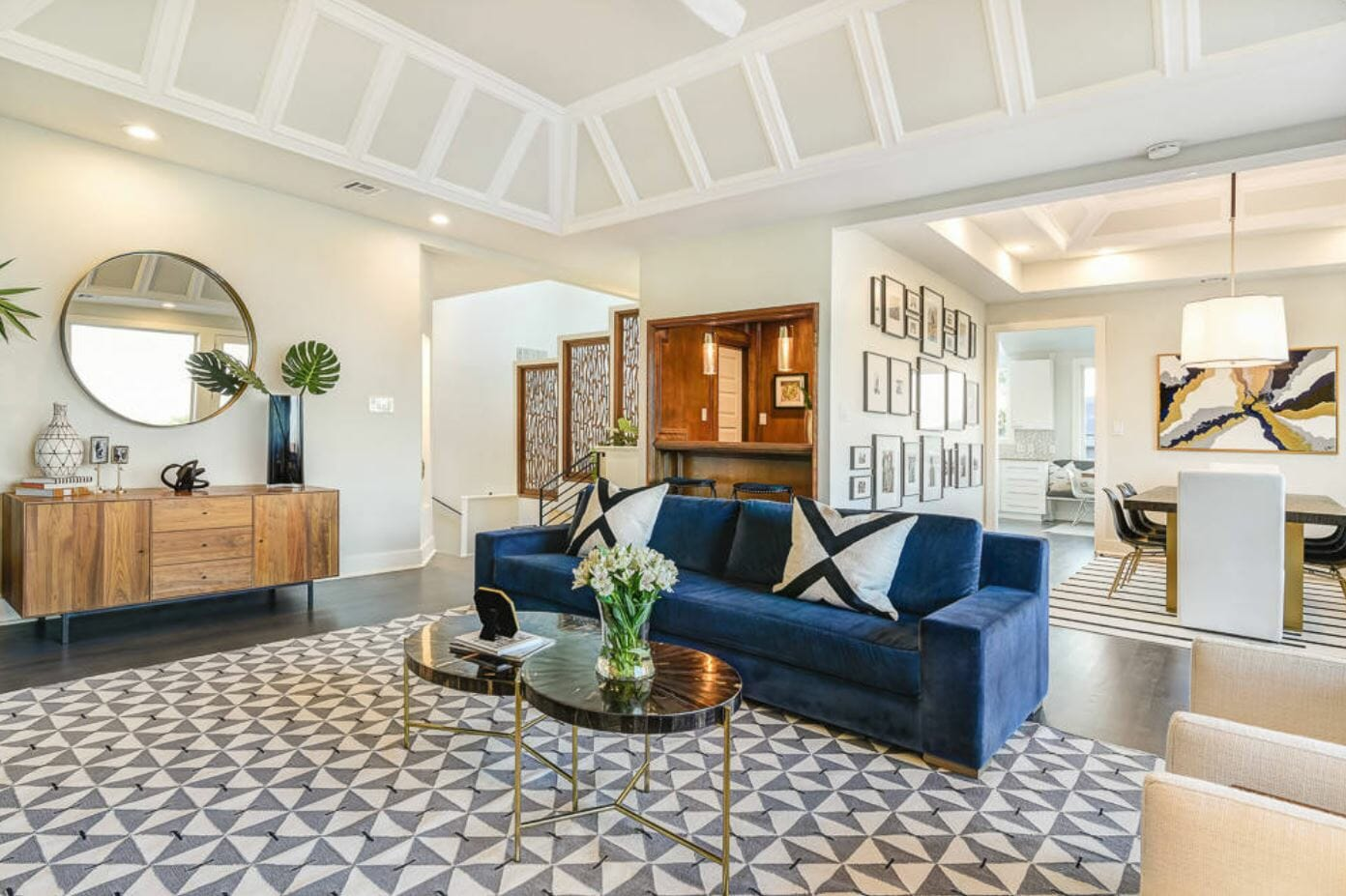 home interior design color scheme