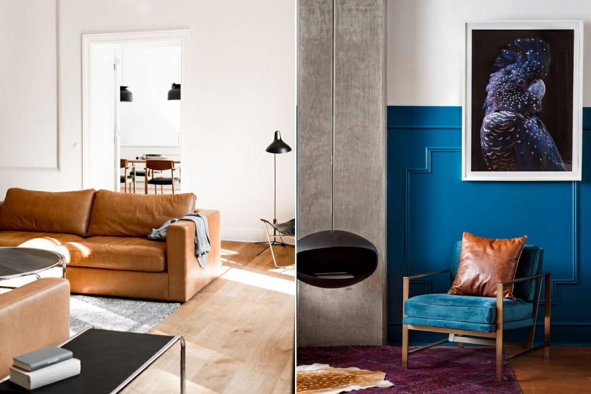 home interior design tips_create a color palette