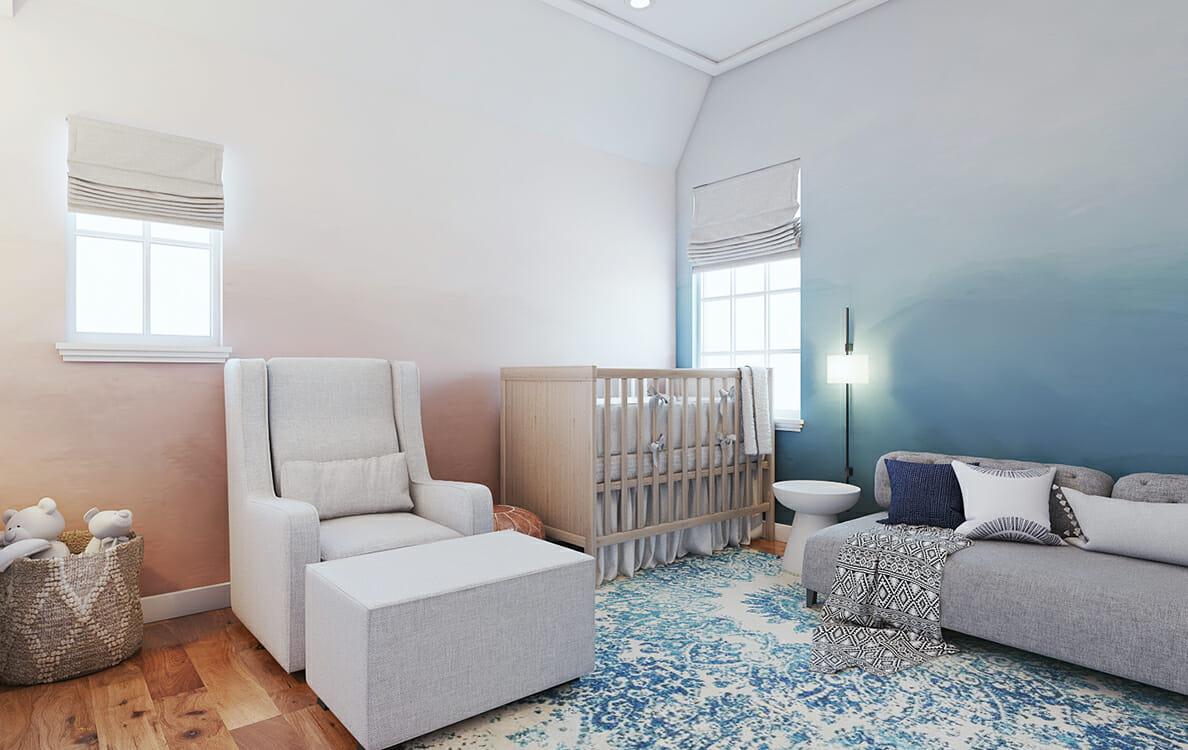 paint color schemes for nursery