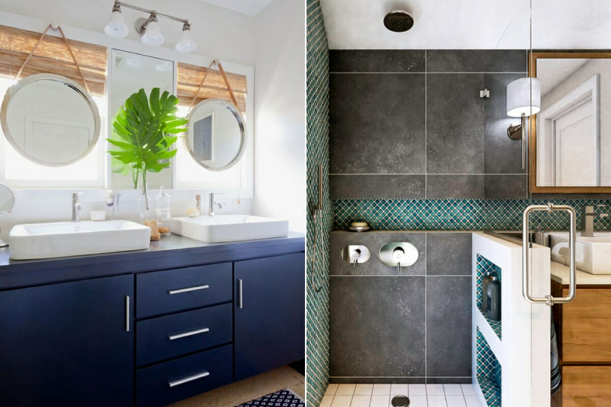 shower renovation ideas
