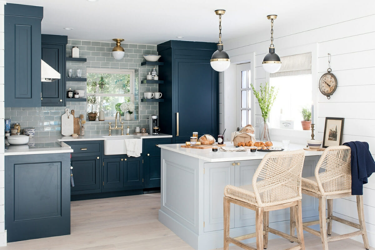 breakfast bar kitchen remodel trend
