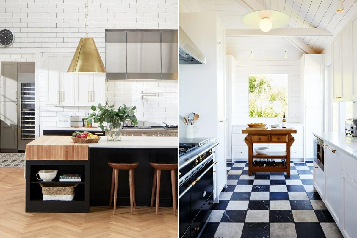 kitchen remodel trends butcher block