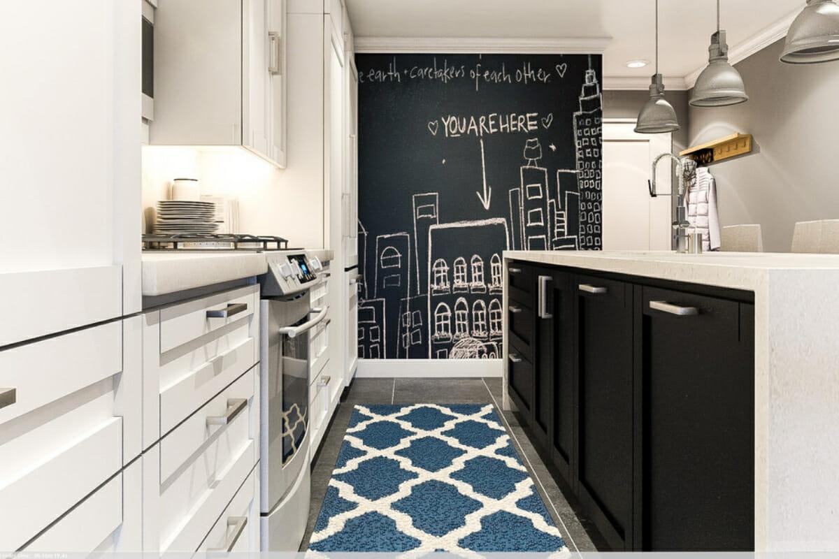 shaker kitchen cabinet trend
