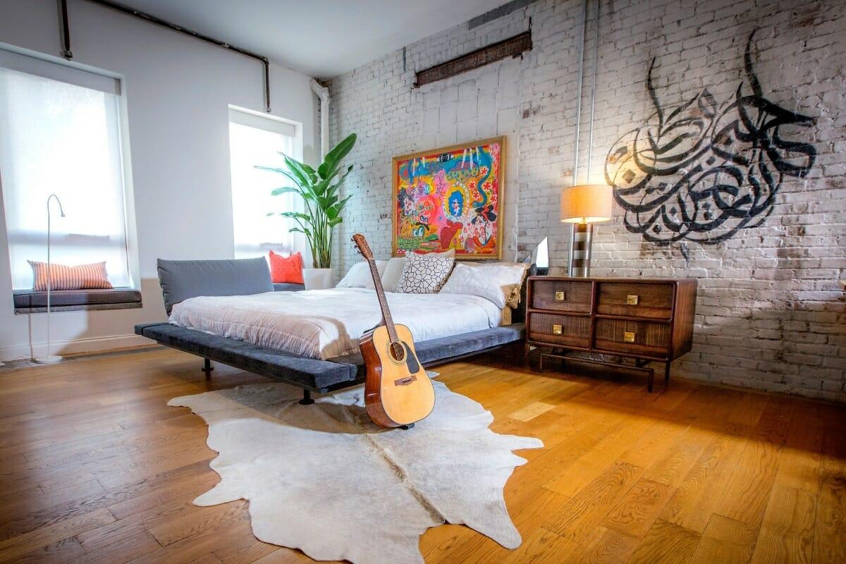 small studio apartment prioritize