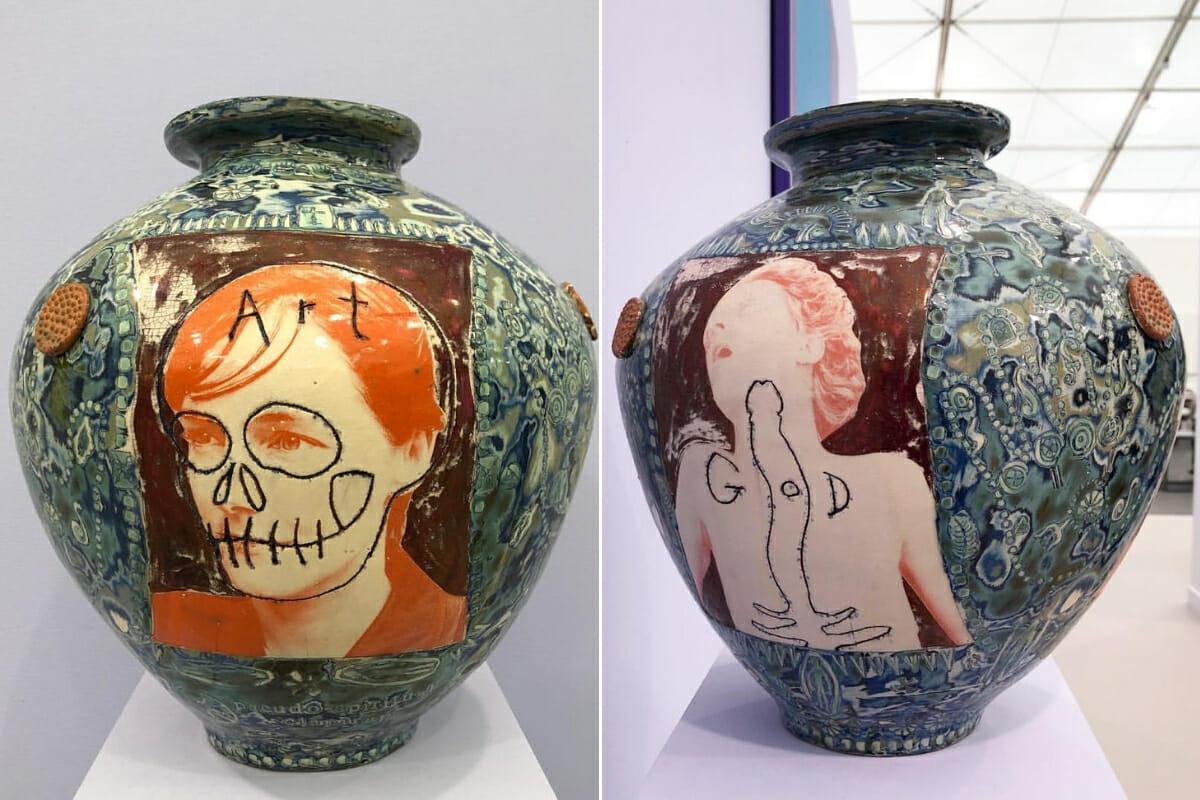 Frieze London 2019 Vases
