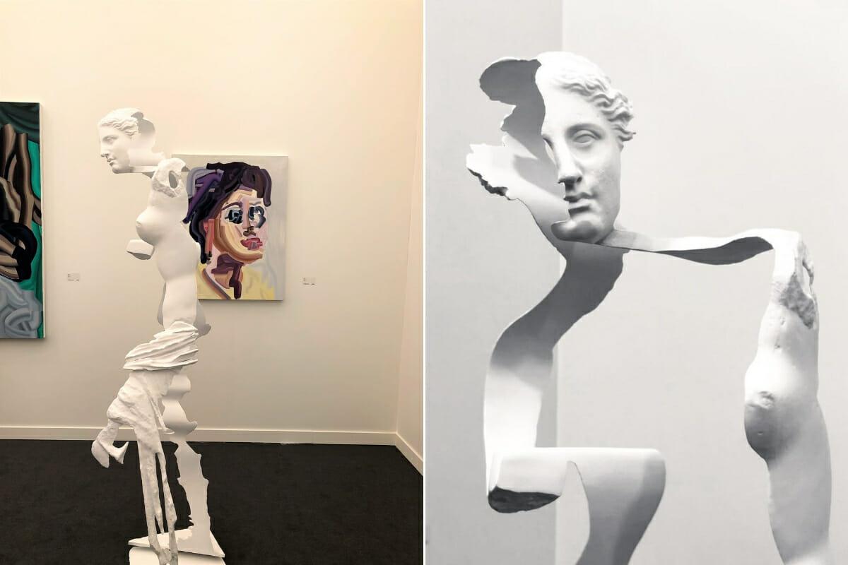 Frieze sculpture 2019 surreal