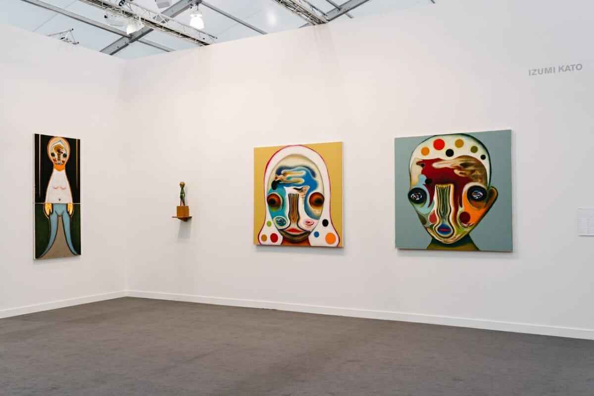 frieze-new-york-2019 izumi kato