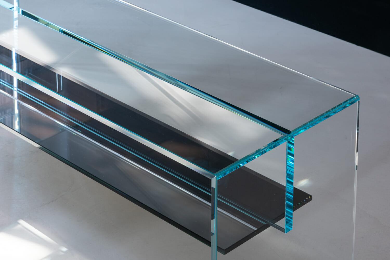 high end glass furniture OONIKO beam l