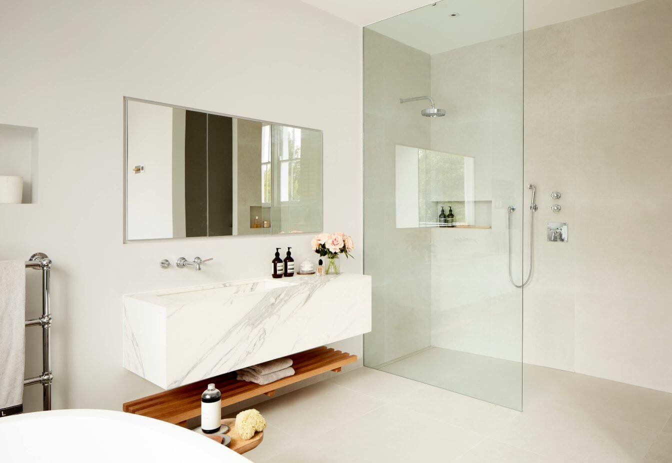 moving tips bathroom design