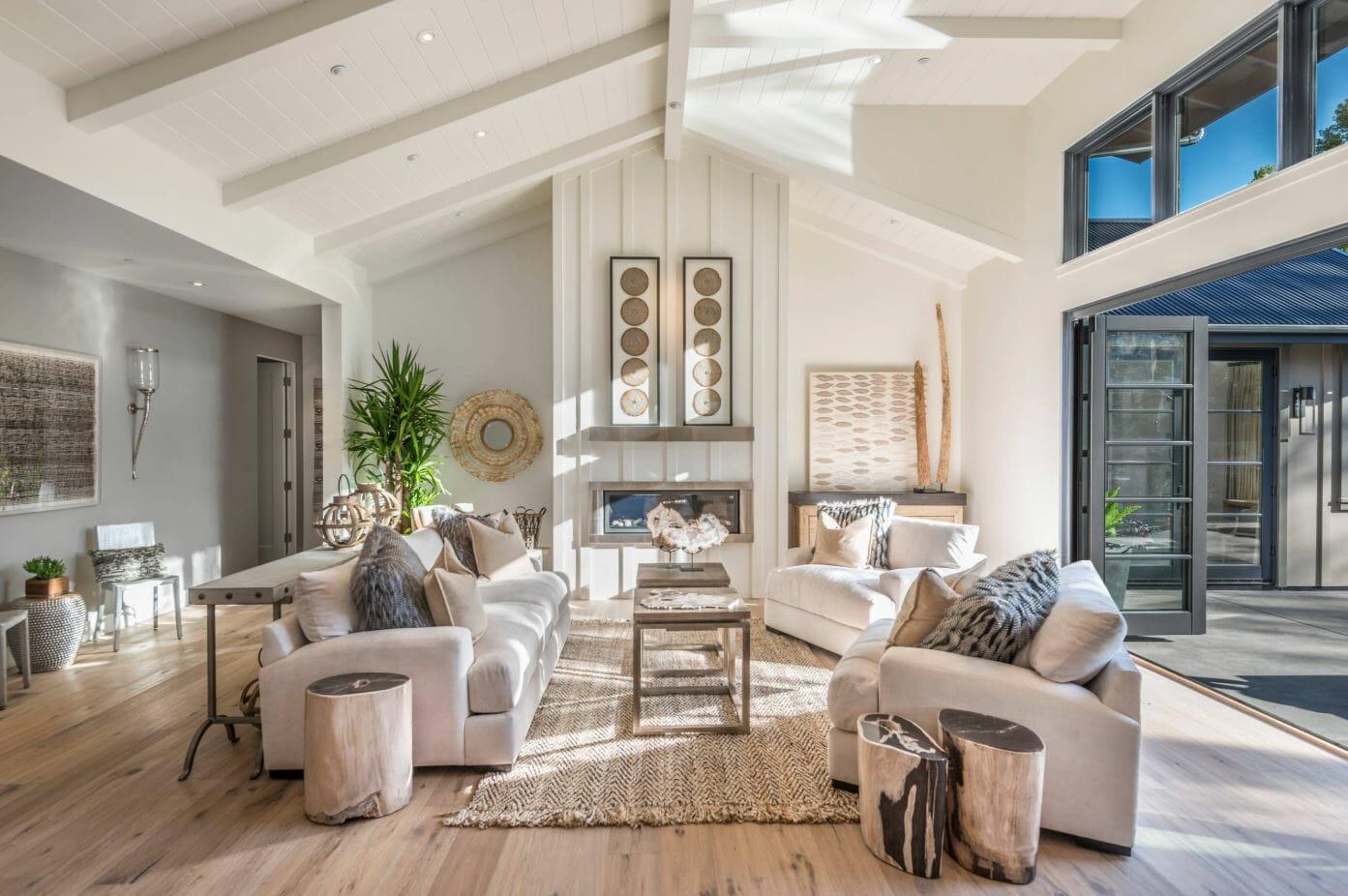 decorist vs decorilla neutral living room feature