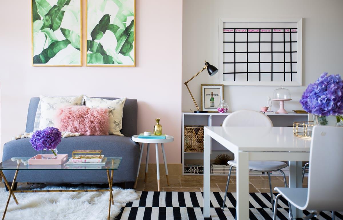 creative home office design by decorilla designer luca c