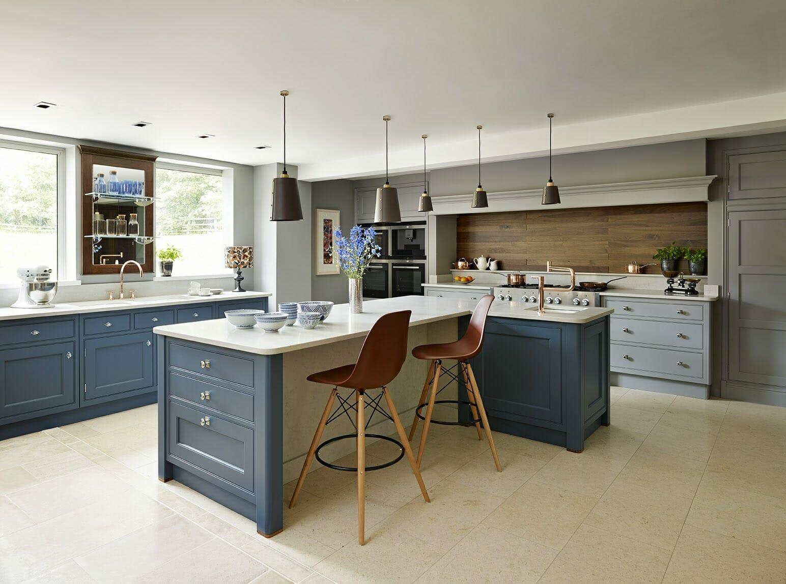 rustic kitchen design by decorilla designer mary l