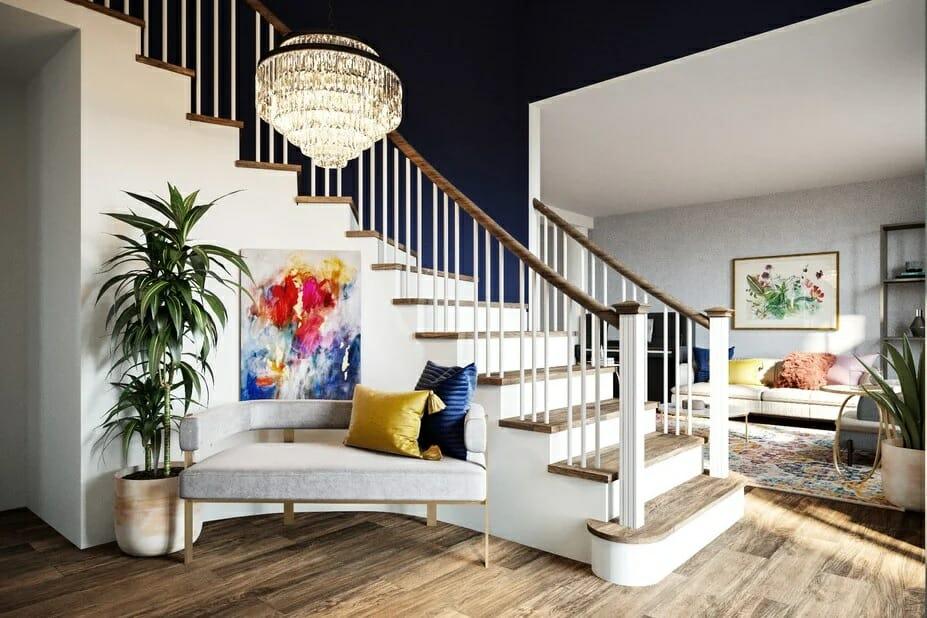 decorilla vs modsy comparison 3d living room 7